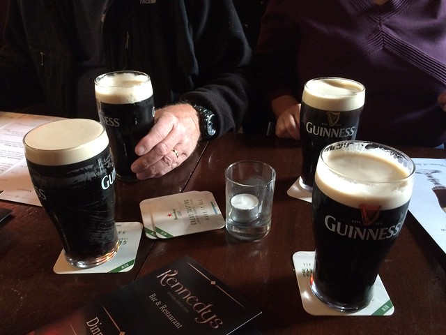 Our First Pint