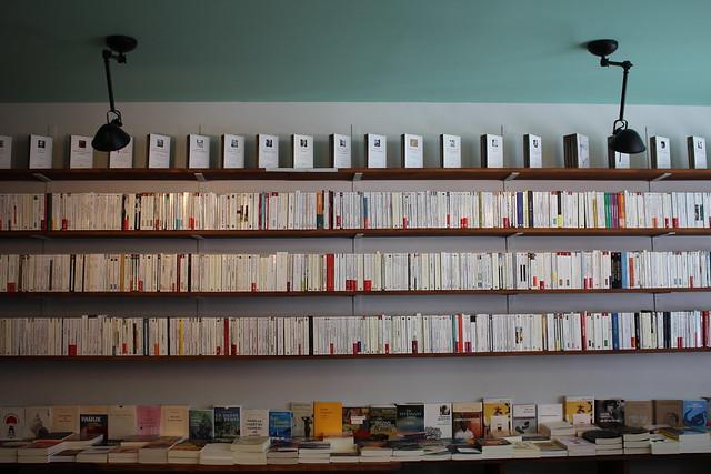 Librairie L'impromptu - Paris