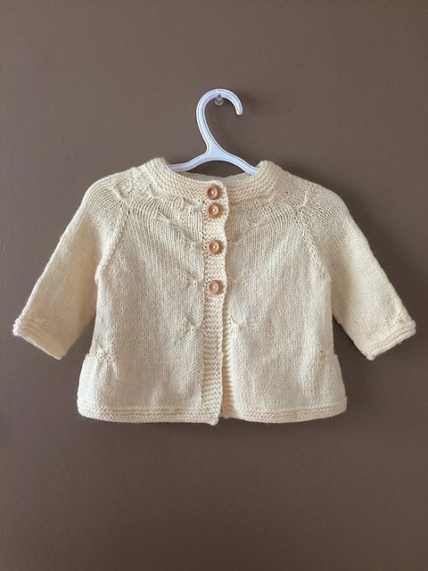 Lise (Mattedcat)'s Waszka test knit using Bergere de France Ideal