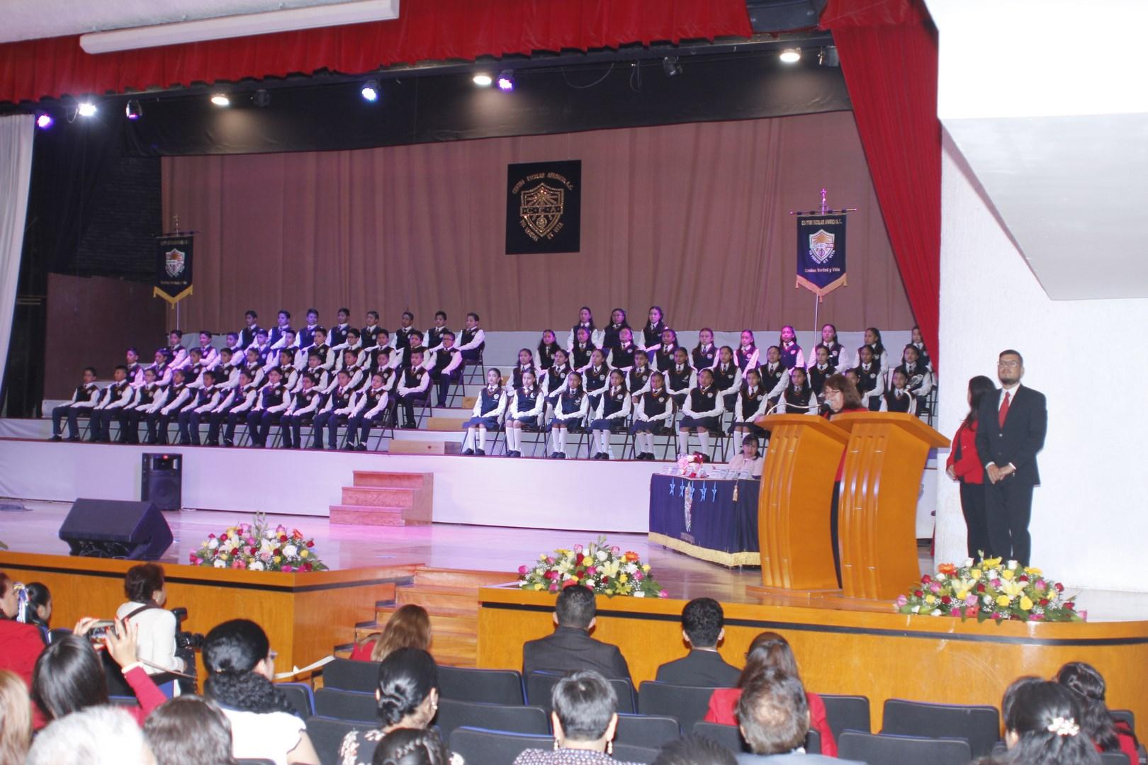 Graduación Primaria 2019