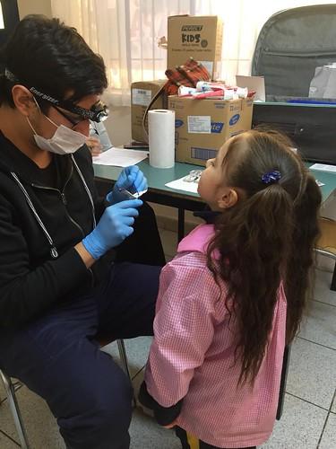 Campaña dental pre-kínder y kínder