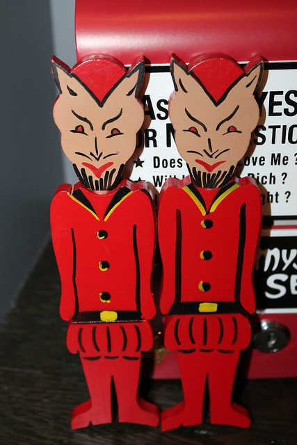 1940s Vanishing Devils