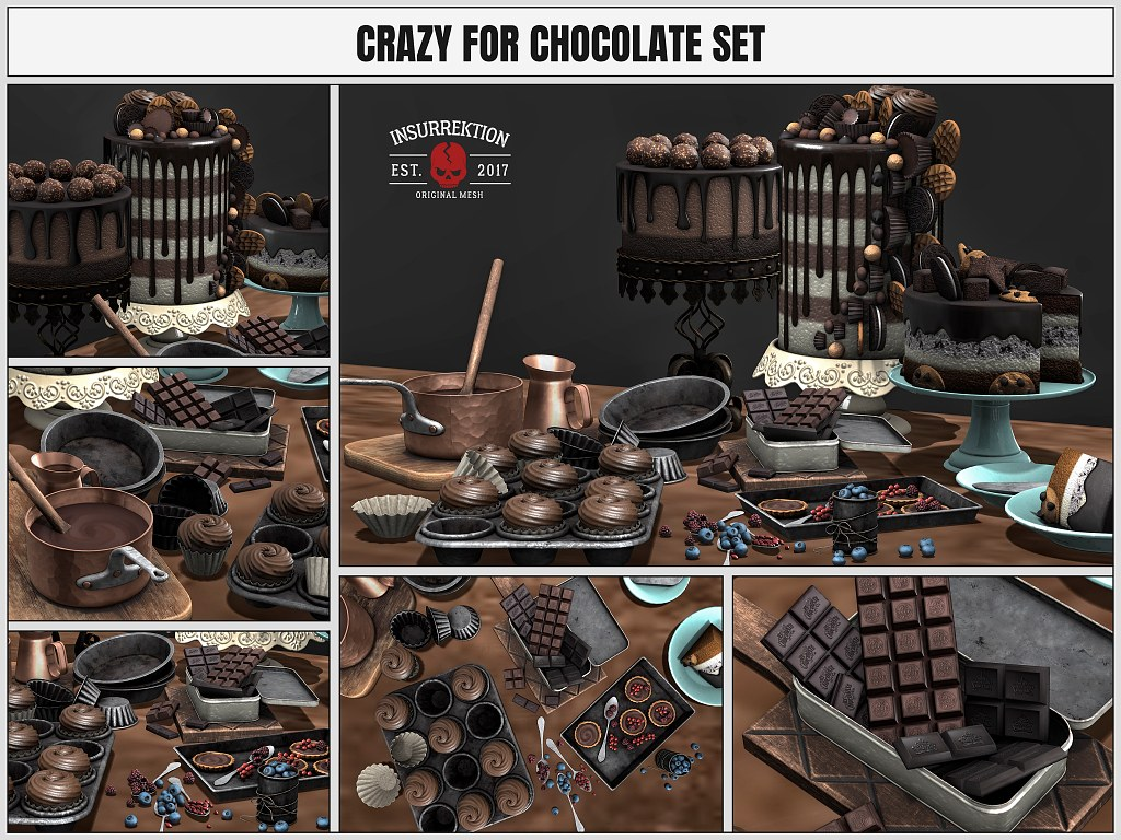 [IK] Crazy for Chocolate