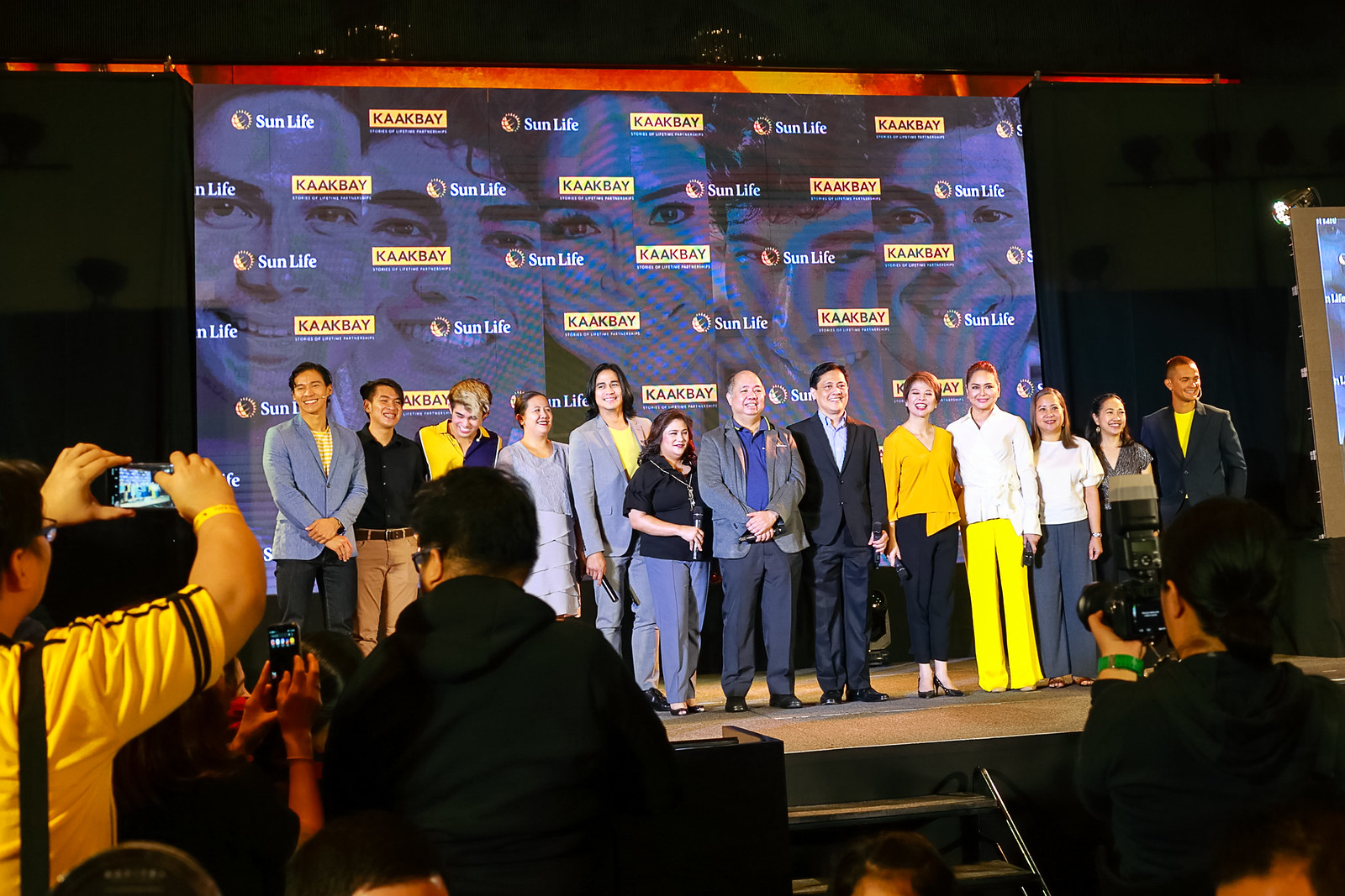 Sun Life Launched Kaakbay: Stories of Lifetime Partnerships