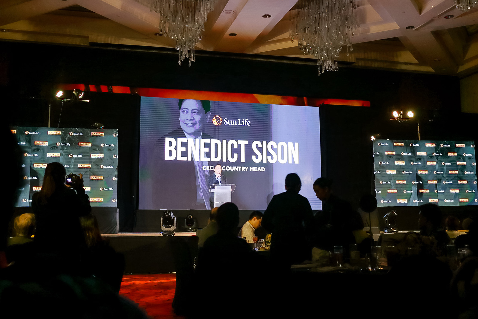 Sun Life's CEO & Country Head - Benedict Sison