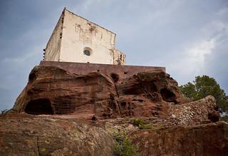 Sant Ramon dalt la Roca / Church on the rocks