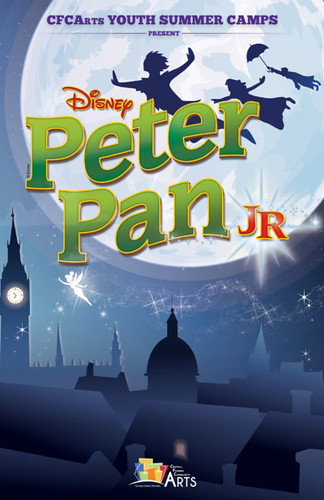 "Disney's ""Peter Pan Jr."" presented by CFCArts Youth Summer Camps"