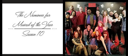 Breakthrough Theatre's 10 Year Anniversary and Award Celebration