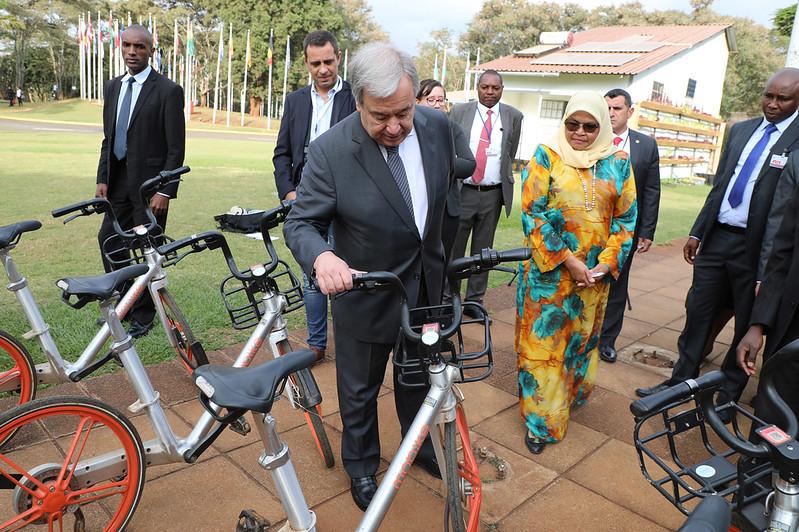 SG visit to Nairobi July 2019