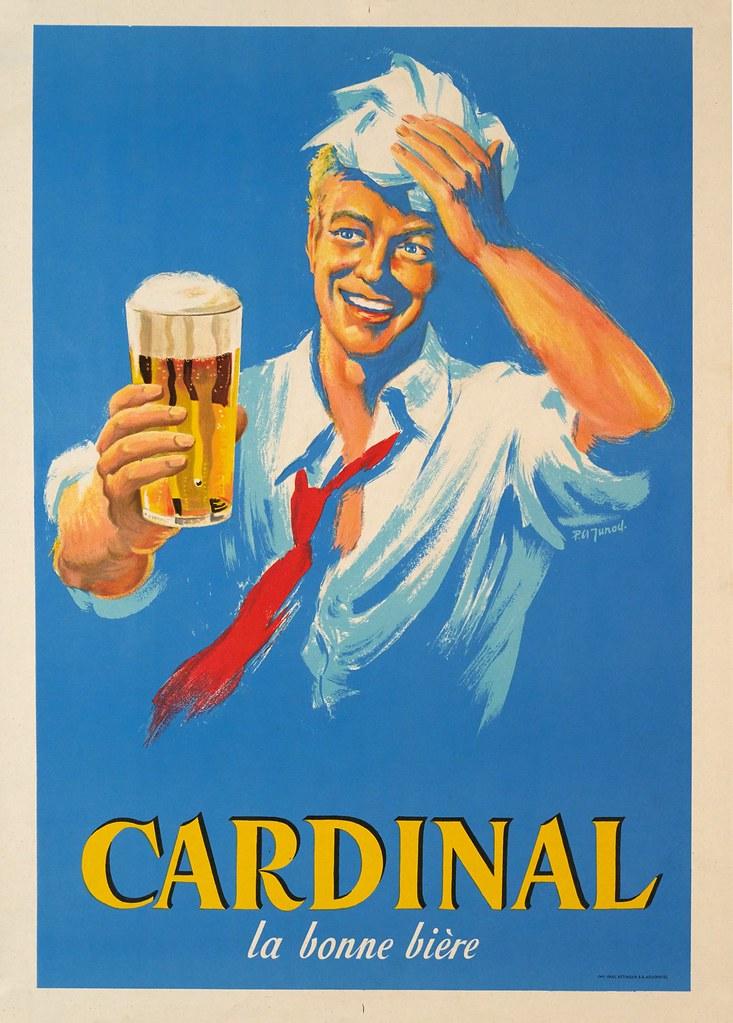 cardinal-la-bonne-biere-1955