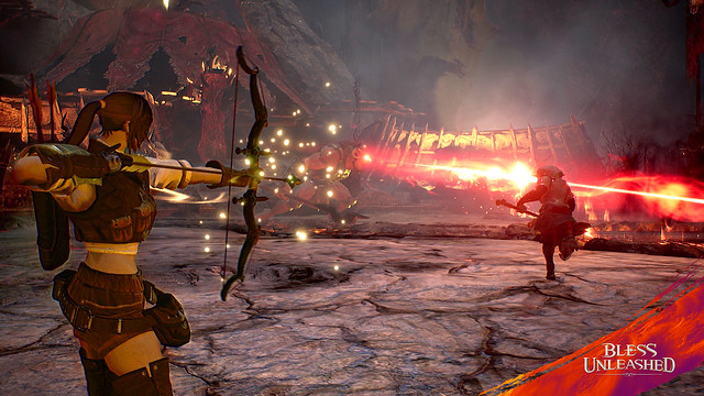 BlessUnleashed_Archer