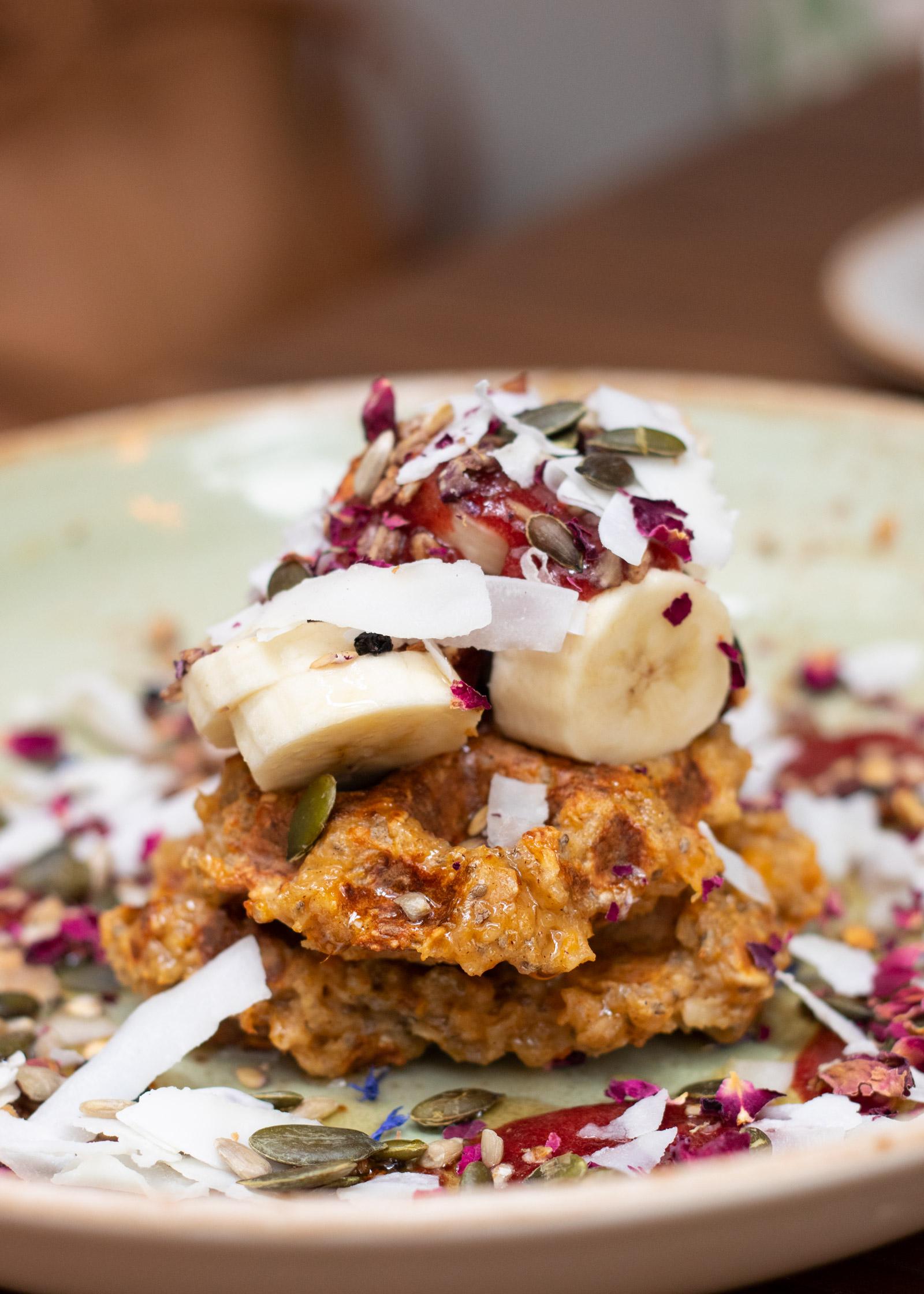 Raspberry-&-Caramel-Oat-Waffles---Vegan-Brunch