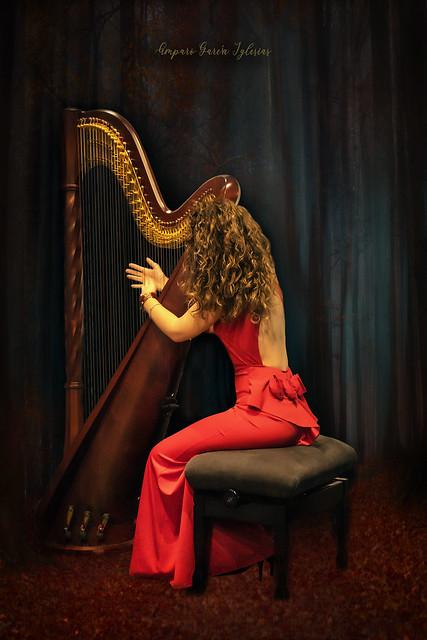 El arpa mágica - Amparo García Iglesias