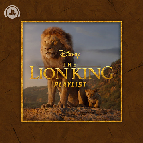 The Lion King Playlist