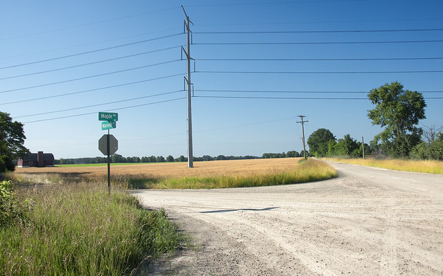 Maple & Moorville Roads