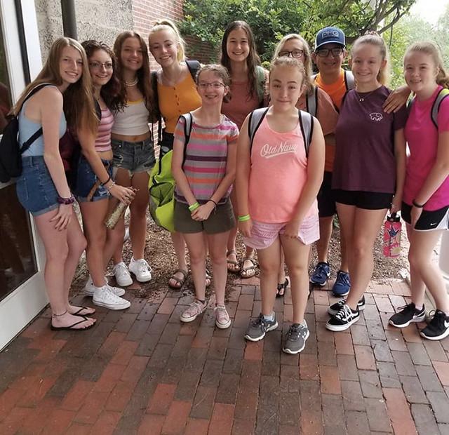 Clarke Summer Camp: Joy In The Journey 2019