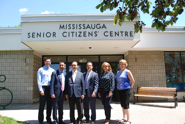 Mississauga Senior Citizens Centre
