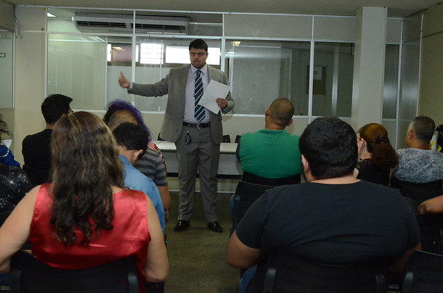 Candidatos às vagas de conselheiros do Concultura participam de seminário