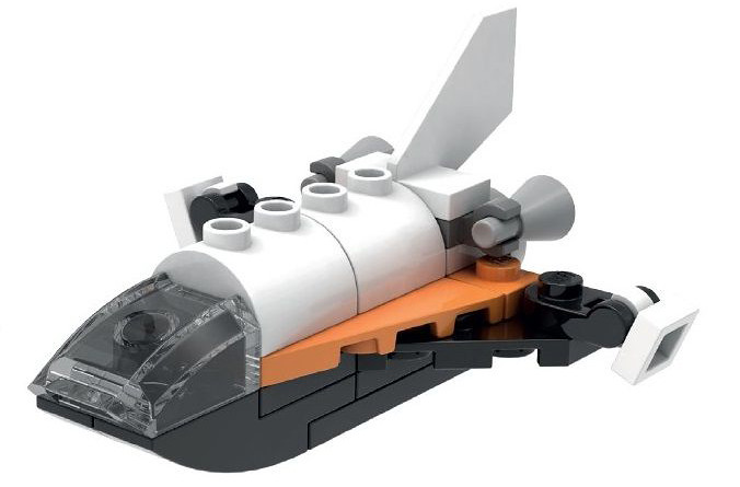 LEGO Astronaut Training