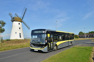 Blackpool Transport: 561 / YX19OPA