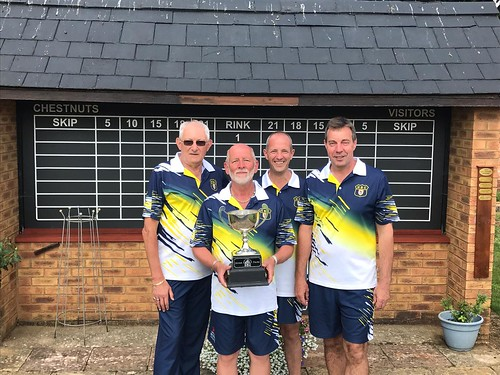 Senior fours winners 2019