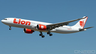 Lion Air A330-941 msn 1926