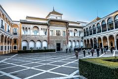 Real Alc�zar de Sevilla
