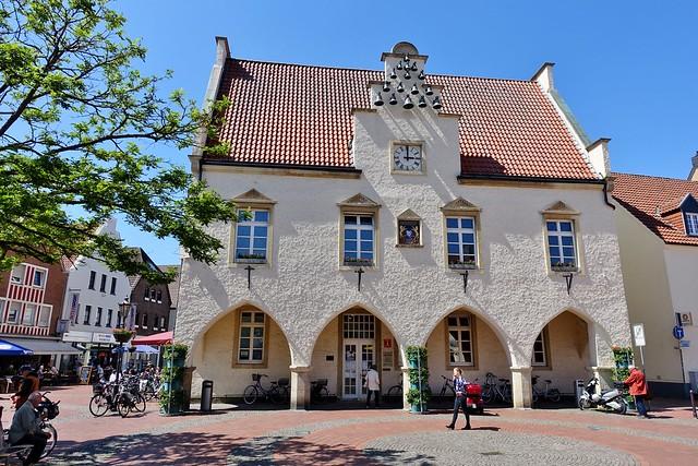 Rathaus Haltern, Münsterland