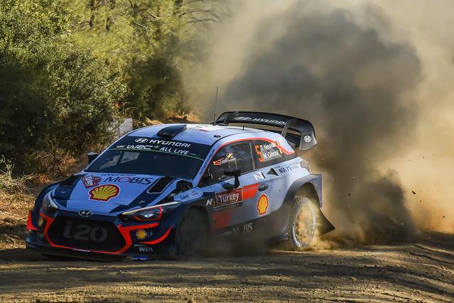 WRC 2018 Rally Turkey Marmaris