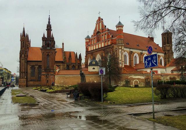The Church of St. Anne