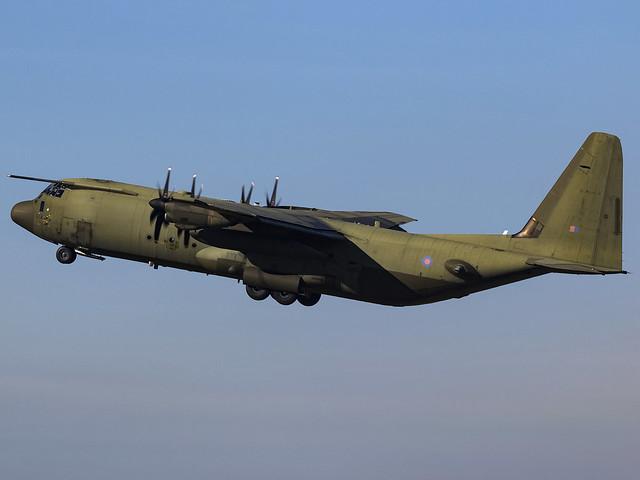 Royal Air Force | Lockheed Martin C-130J-30 Hercules | ZH874