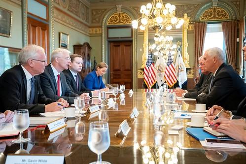 Ministru prezidenta K.Kariņa darba vizīte ASV 8.-15.jūlijs, 2019