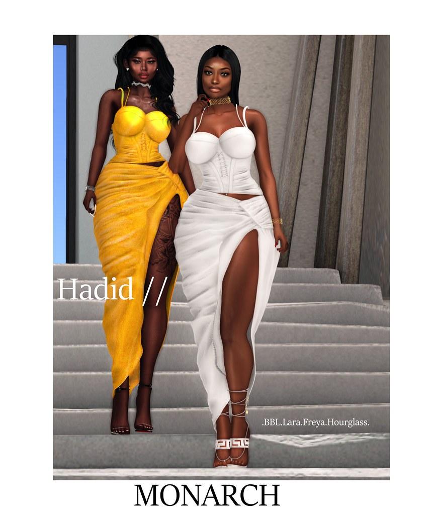 The Hadid Dress ! Available Tomorrow ! - TeleportHub.com Live!