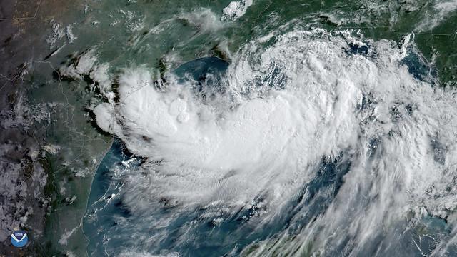 Gulf Coast Braces for Tropical Storm Barry