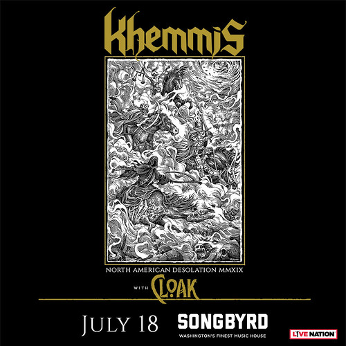 Khemmis at Songbyrd