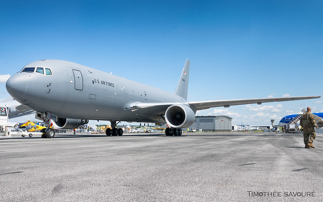 PAS19   United States Air Force Boeing KC-46A   15-46009