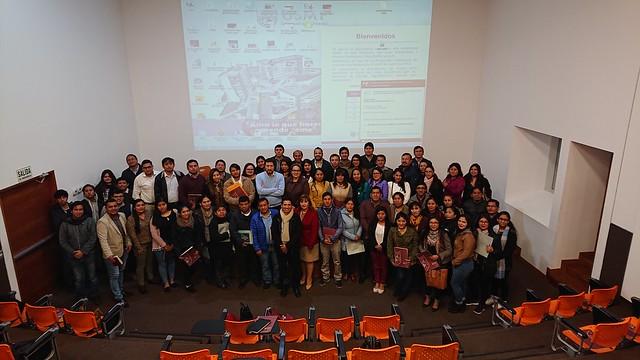 Universidad de San Martín de Porres capacitó a Gerentes y Funcionarios de la Municipalidad de Santa Anita en materia de Derecho Administrativo