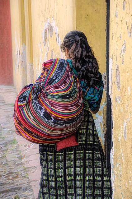 Guatemalan color
