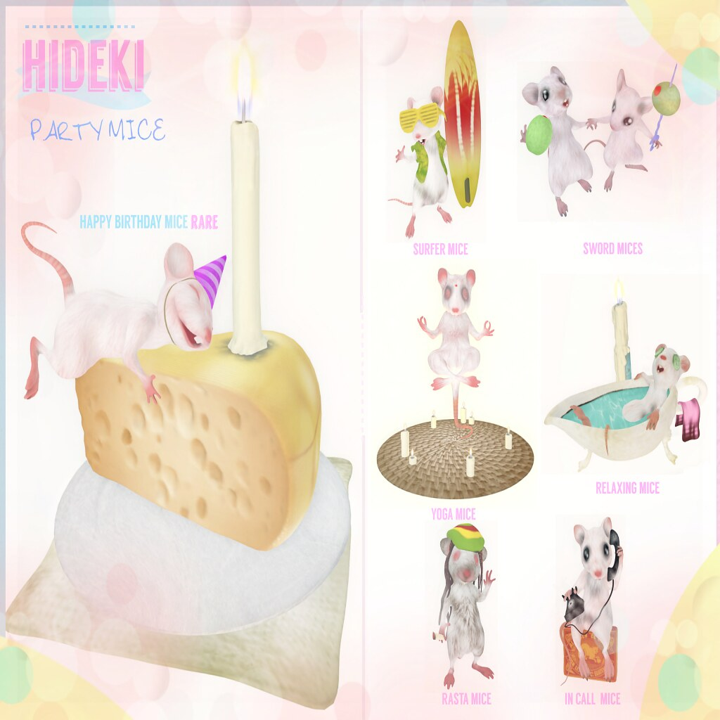 MadPea Pet Friends Fair – HIDEKI!