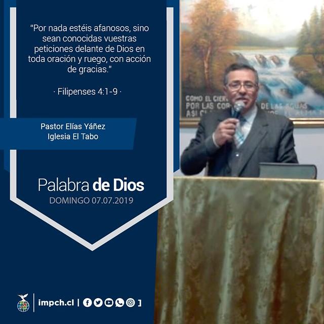 Palabra de Dios | Domingo7 de Julio 2019