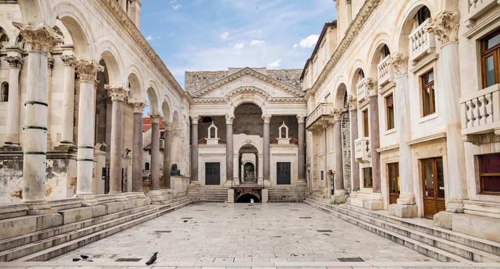 Diocletian's Paleis | Mooistestedentrips.nl