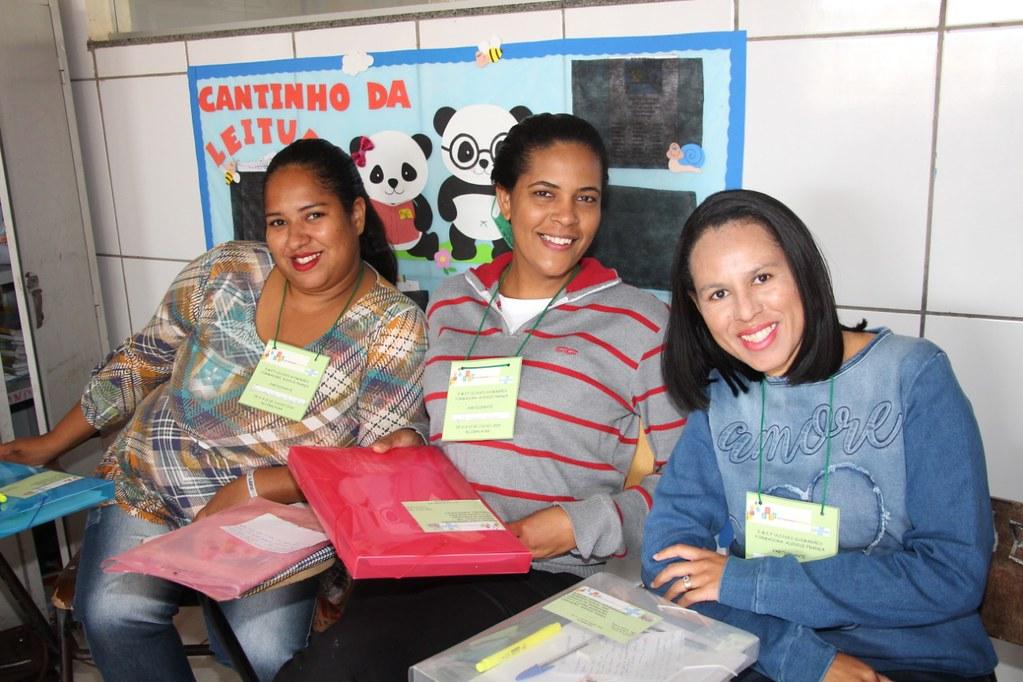 Primeira etapa da capacitação de professores para atuar com os alunos no programa jovens empreendedores  (4)