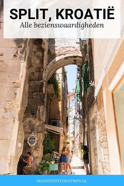Alle bezienswaardigheden in Split, Kroatië | Mooistestedentrips.nl