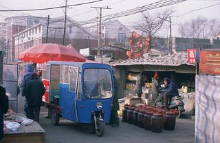 Fushun local market