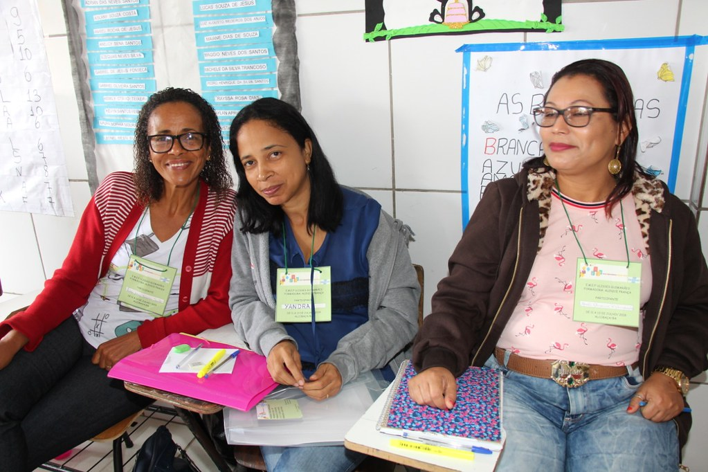 Primeira etapa da capacitação de professores para atuar com os alunos no programa jovens empreendedores  (7)