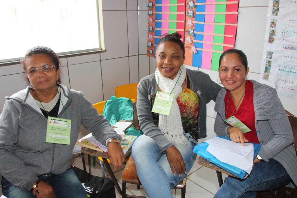 Primeira etapa da capacitação de professores para atuar com os alunos no programa jovens empreendedores  (5)
