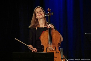 Anja Lechner: cello