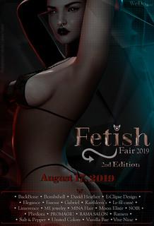 Fetish Fair 2019 (2nd Edition)