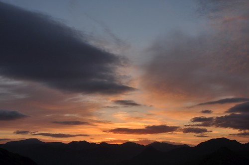 Sunrise Over Glen Coe