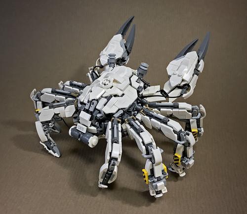 LEGO Mecha Crab-09